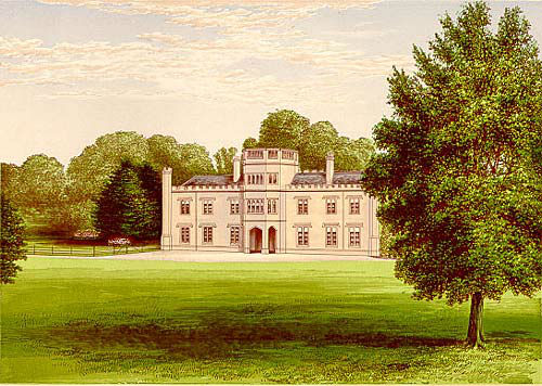 Wolseley Hall 1850
